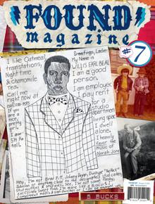 Found Magazine - Issue #7 - Last stock!