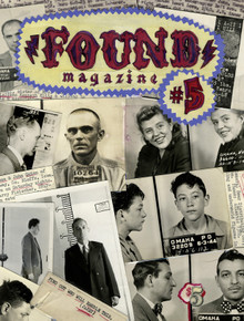 Found Magazine - Issue #5 - Last Stock!