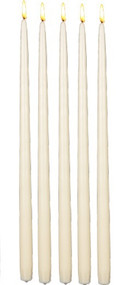 "24"" Taper Candles  (144 pcs/cs)"