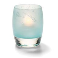 Contour Arctic Jewel Seafoam Votive Lamp