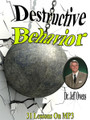Destructive Behavior