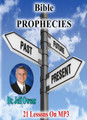 Prophecies Made by Jesus while on Earth