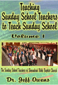 How to Prepare Your Heart to Teach Sunday School