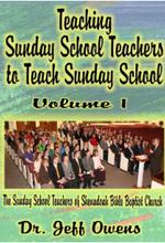 The Duties of an Assistant Sunday School Teacher