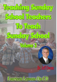 Be Thoughtful of Those Who Help Your Sunday School Class