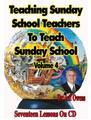 How a Sunday School Teacher Can Be a Producer