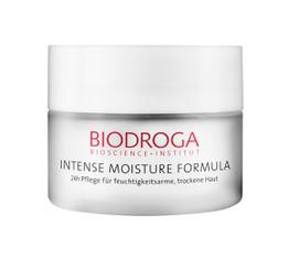 Biodroga Intensive Moisture Formula 24 hr care/Dry, 50ml
