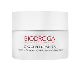 Biodroga Oxygen Formula  24 hr care Sallow Oily/Combination, 50ml