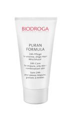 Biodroga Puran Formula 24hr Oily, 40ml