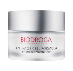 Biodroga Anti-Age Cell Formula Firming Night Care, 50ml