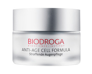 Biodroga Anti-Age Cell Formula Firming Eye Care, 15ml