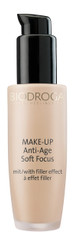 Biodroga Soft Focus Anti-Age Make Up with Filler Effect 01 Porcelain, 30ml