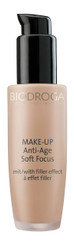 Biodroga Soft Focus Anti-Age Make Up with Filler Effect 05 Rose, 30ml