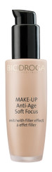 Biodroga Soft Focus Anti-Age Make Up with Filler Effect 04 Olive, 30ml