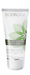 Biodroga Body Spa Energizing Velvet Glove Hand Care, 75ml