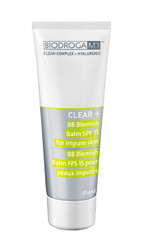 BIODROGA MD CLEAR+ BB CREAM BLEMISH BALM SPF 15 (01 SAND), 75ml