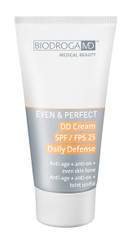 BIODROGA MD EVEN & PERFECT DAILY DEFENSE DD CREAM SPF 25-LIGHT, 40ML