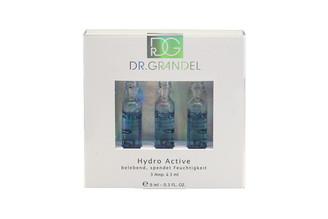 Dr. Grandel Hydro Active Ampoule, 3ct, Retail