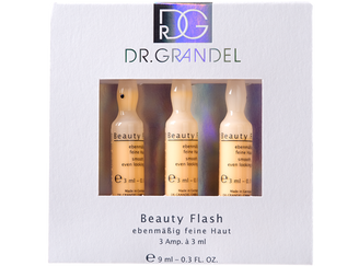 Dr. Grandel Beauty Flash Ampoule, 3ct