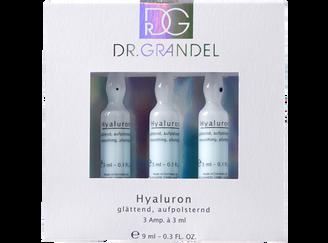 Dr. Grandel Hyaluron Ampoule, 3ct, Retail