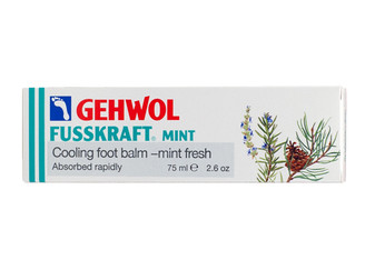 Gehwol Fusskraft Mint, 75ml