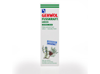 Gehwol Fusskraft Green, 75ml