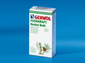 Gehwol Fusskraft Herbal Bath, 400g