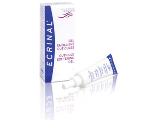 Ecrinal Cuticle Softening Gel, 10ml