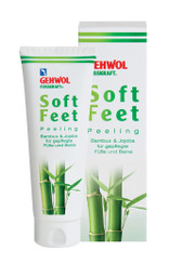 Gehwol Fusskraft Soft Feet Scrub, 125ml