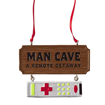 MAN CAVE ORNAMENT