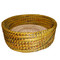 autumn spice 12 inch bread basket