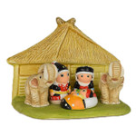 asian nativity