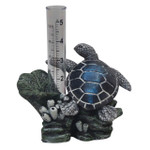 sea turtle rain gauge