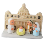 pope at vatican city nativity