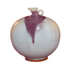 Pebble 2 Vase Fine Antique Style Chun Porcelain Asian Collectibles
