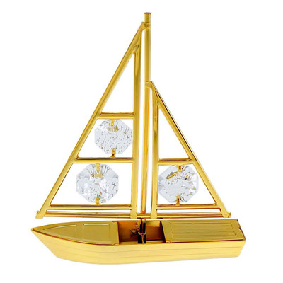 nautical sailboat figurine