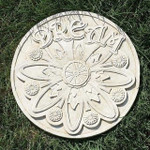 dream garden stepping stone
