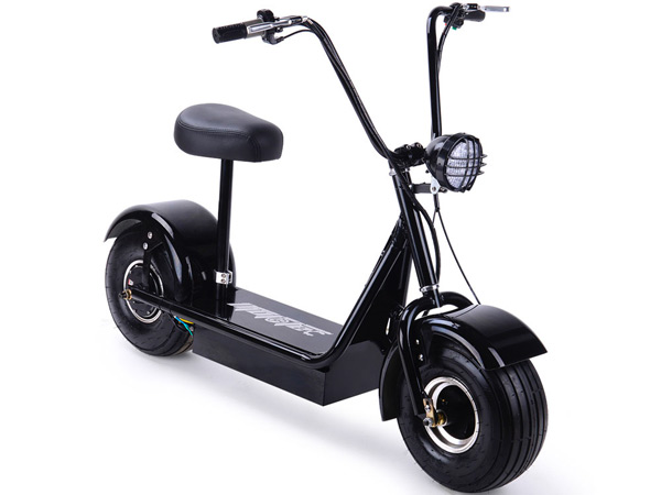 48 volt big wheel scooter