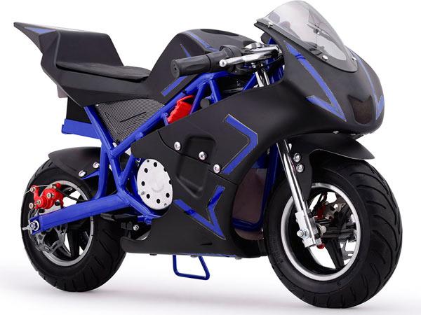 Moto tec cali blue