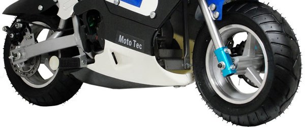 mototec gas pocket bike tires