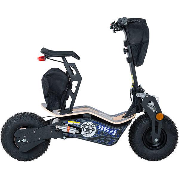 madd velocifero 48 volt scooter