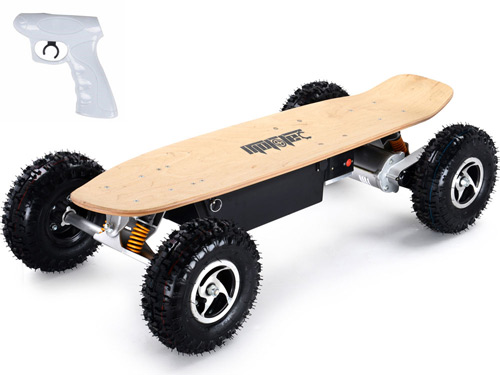 mototec off road 1600 watt skateboard
