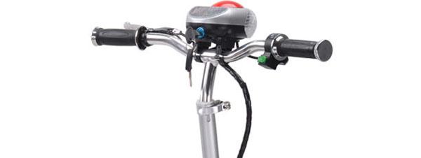 Moto Tec 350 watt. 3 Wheel Electric Scooter