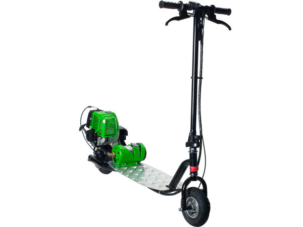 Progo 3000 25cc Propane Power Scooter
