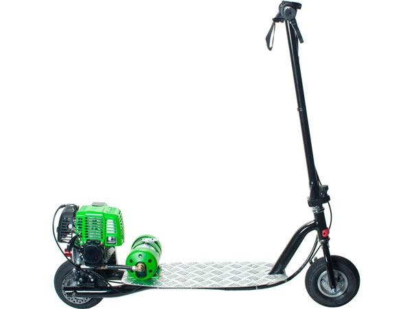 Progo 3000 Propane Scooter