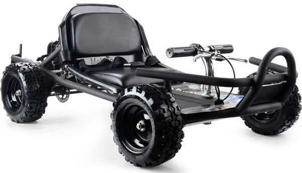 easy ride 49cc gas power go kart