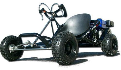 scooter x sport kart off road kart