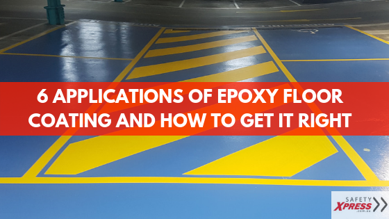 Applications of Epoxy Floor Coating