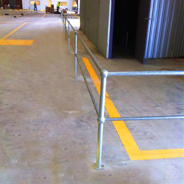 Bollards Brisbane - Steel, Removable | Wheel Stops Brisbane - Safety