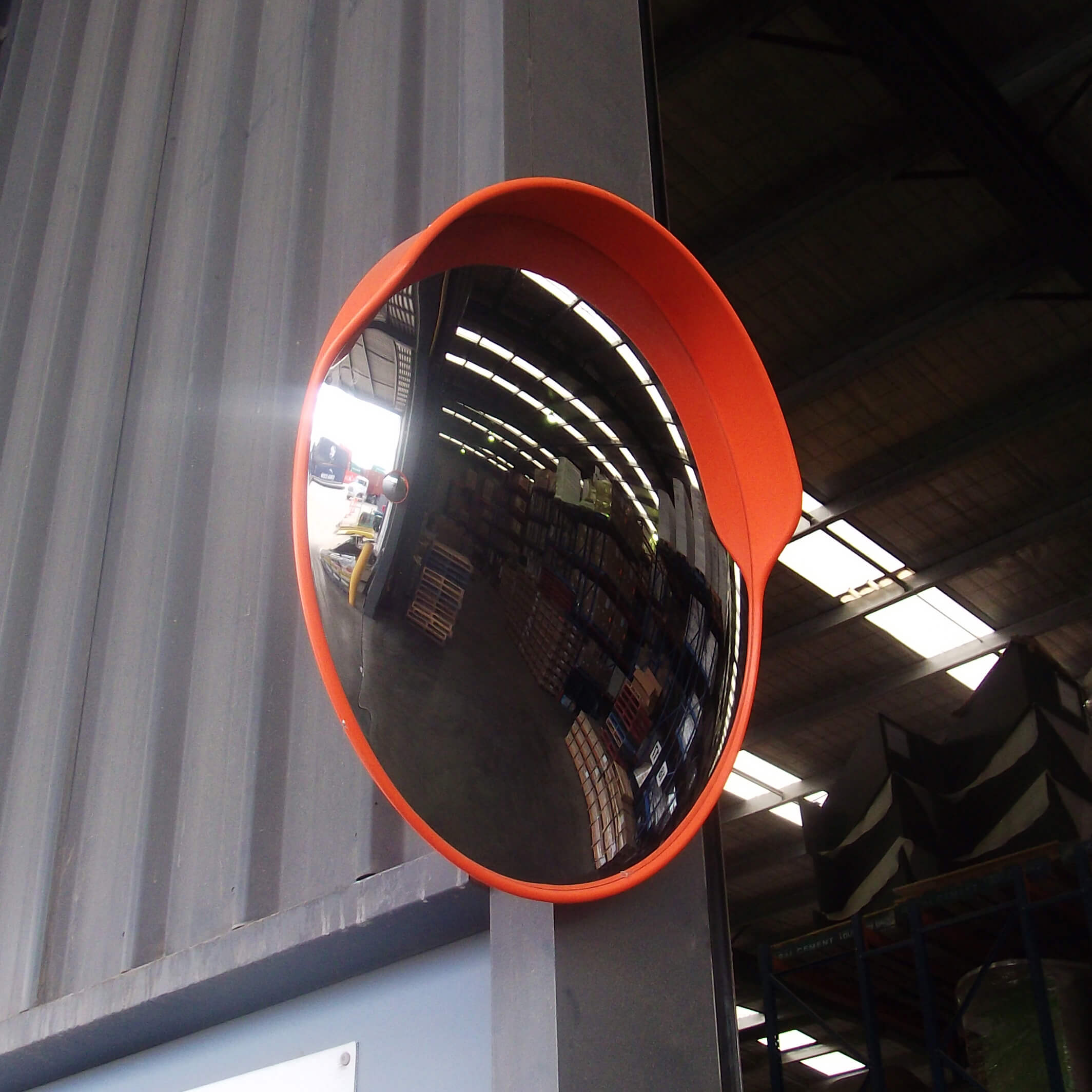 Safety Convex Mirrors - Indoor & Outdoor Safety Mirrors | Safety Xpress